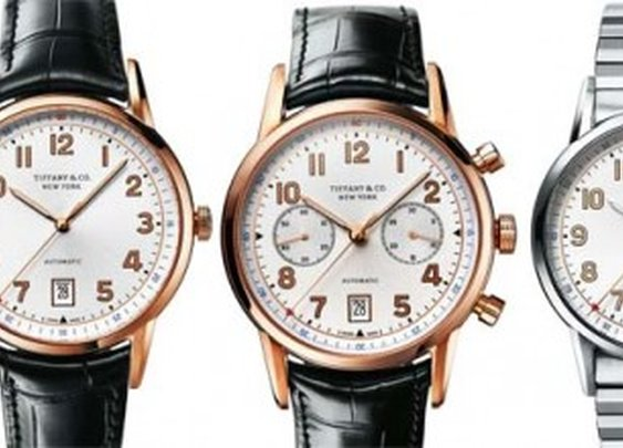Tiffany & Co. debuts CT60 Watch Collection