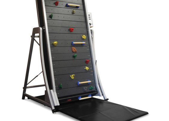 Climbing Wall Treadmill With LED Display