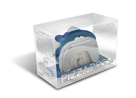 Pizza Boss 3000 Slicer Saw