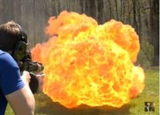 CMMG Mutant Machine Gun With FPSRussia