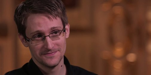Edward Snowden Explains How The Government Can Get Your 'Dick Pic' During Interview With John Oliver