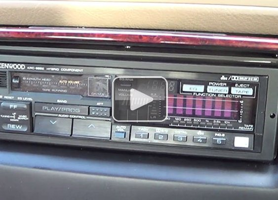 Amazing tape deck does everything (Video) : theCHIVE