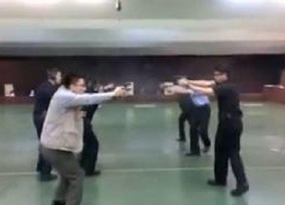 Crossfire: Insane Chinese Gun RangeDrill