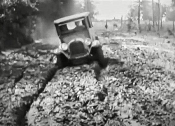 Dodge Brothers Wild Ride [VIDEO]