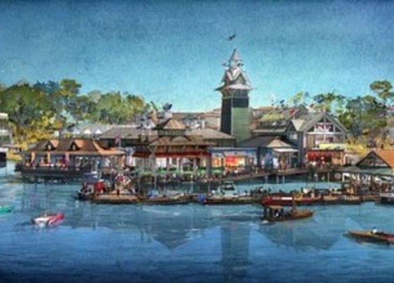 Boathouse Restaurant Opening Soon at Disney World