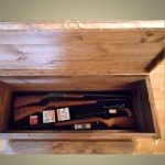 Hidden Gun Storage in Coffee Table | StashVault