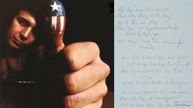 What do American Pie's lyrics mean? - BBC News