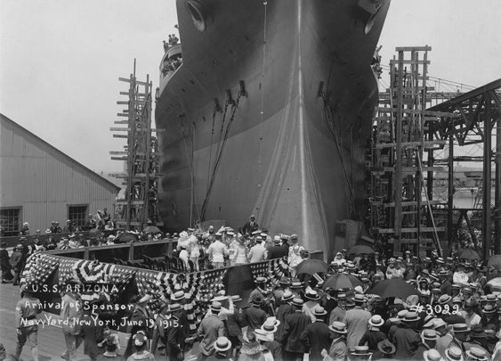 The USS Arizona: Beginning to End in Photos