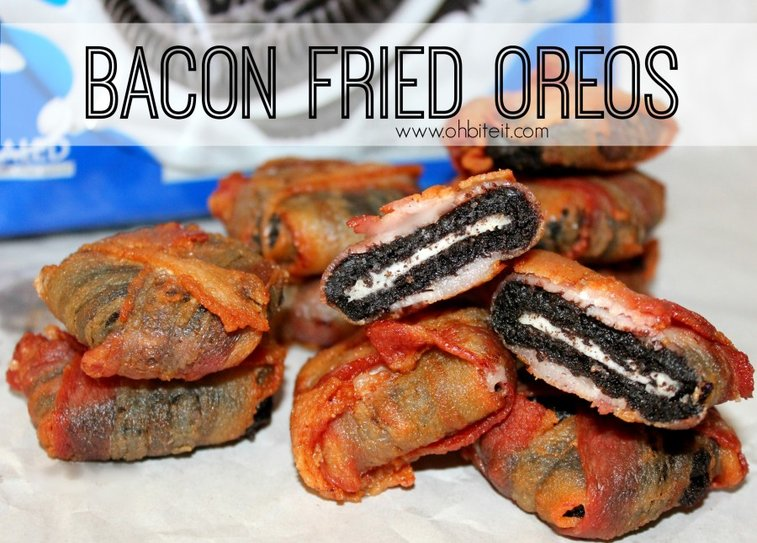 Bacon-Wrapped Oreos Are The Only Way You'll Want To Eat Oreos Now