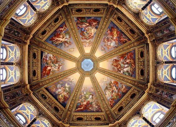 21 Absolutely Breathtaking Church Ceilings from Around the World | ChurchPOP