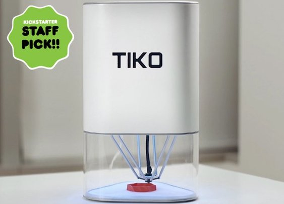 The Unibody 3D Printer by Tiko 3D — Kickstarter