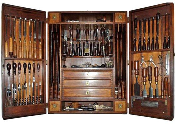 Carpenters Tool Cabinet