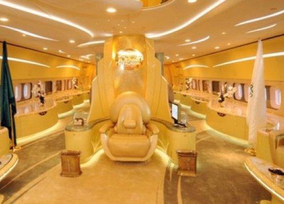 Prince Al-Waleed's $500 Million Custom Airbus