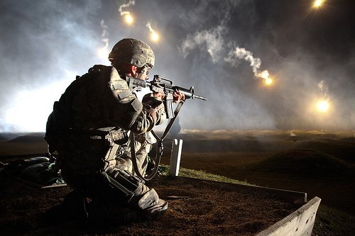 The Stunning Talent of US Army Photographers: 39 Great Photographs | Light Stalking