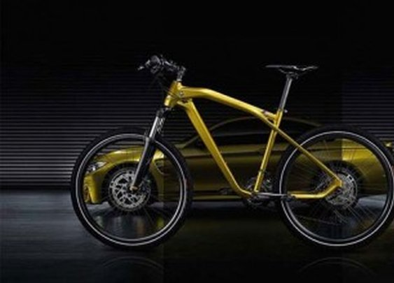 BMW Cruise M-Bike Limited Edition in Austin Yellow
