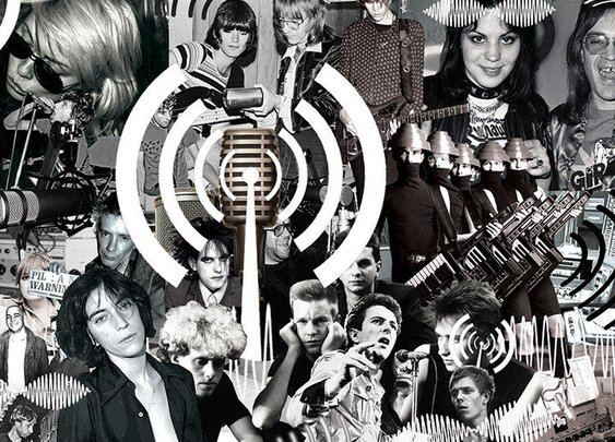 Left of the Dial: The Evolution of Punk, New Wave and Indie on American Radio | Red Bull Music Academy