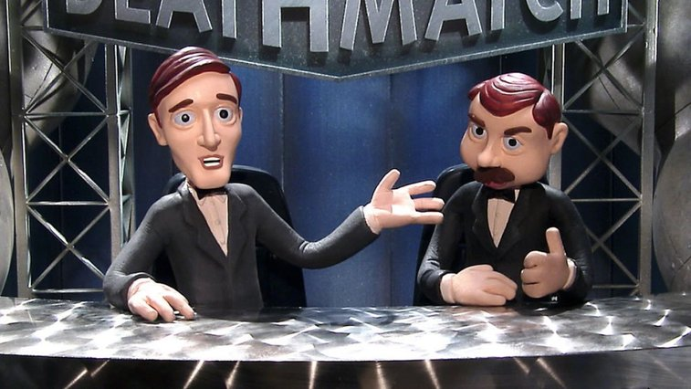 Celebrity Deathmatch is coming back to MTV · Newswire · The A.V. Club
