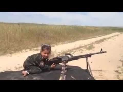 Machine Gun Girl - YouTube