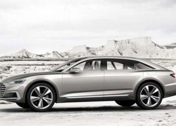 Audi Unveils Prologue Allroad Concept 724bhp
