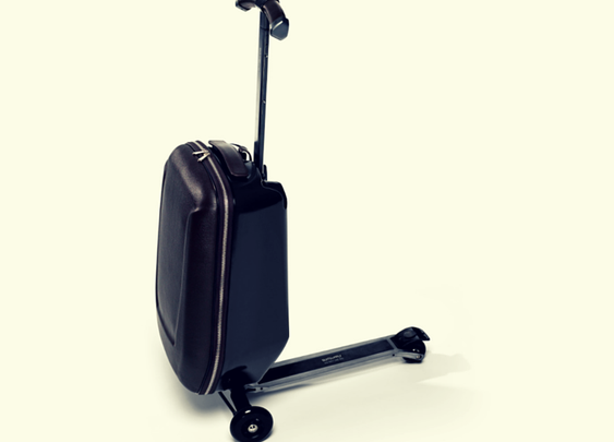 Travel In Style with Suitsupply Race Case