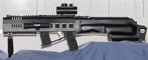 Center Balanced Systems  AK-47 Bullpup Kit
