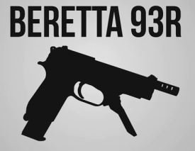 Larry Vickers Beretta 93R