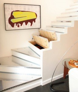 Hidden Storage In Stairs | StashVault