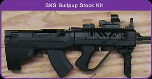SG Works Bullpup SKS