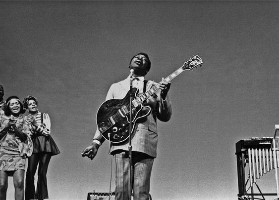 B.B. King, 1970