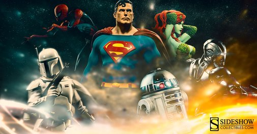 Character Directory   Sideshow Collectibles