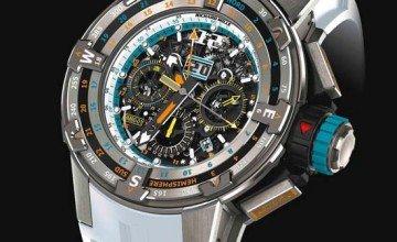 Richard Mille RM 60-01 Regatta Flyback Chronograph Les Voiles de Saint-Barth