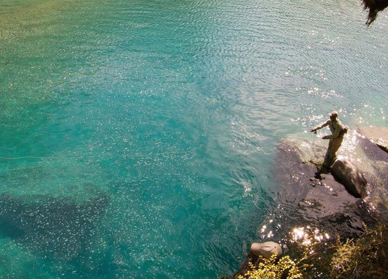 The Best Fly Fishing Lodges in New Zealand, a Fisherman's Eldorado