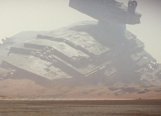 Craigslist has been bombarded with ads for the defunct Star Destroyer