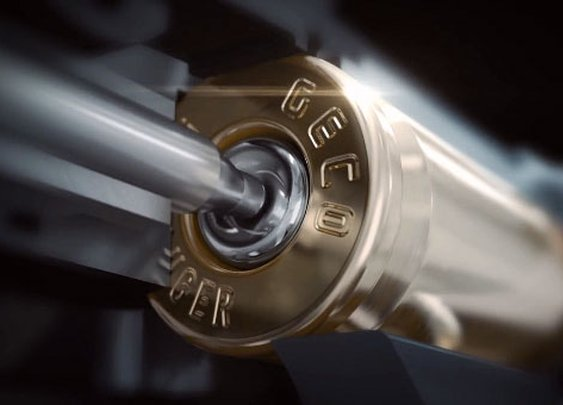 3D Animation Shows How Bullets Work