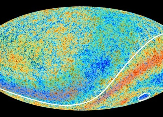 Astronomers discover largest known structure in the universe is a big hole   Science   The Guardian