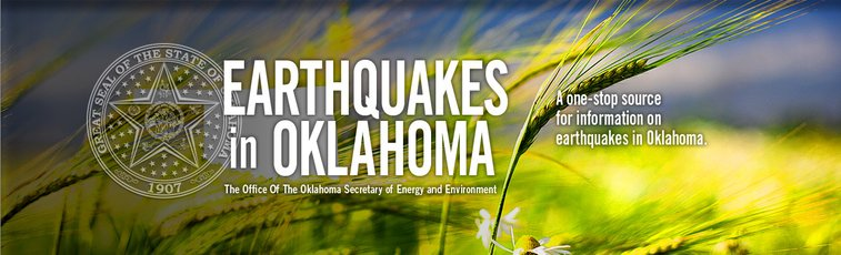 Earthquakes in Oklahoma