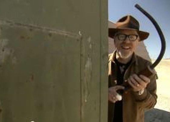 Will It Bend: Mythbusters CurvedBarrel