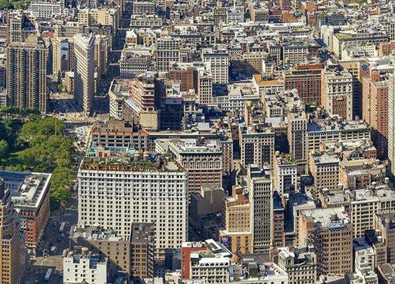 Walking New York: Best Walks of the City