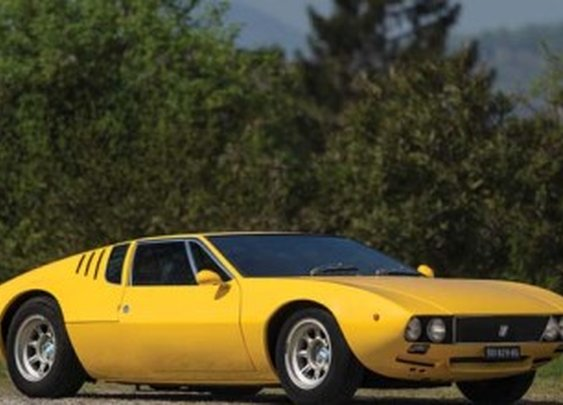 1968 De Tomaso Mangusta by Ghia Up for Sale