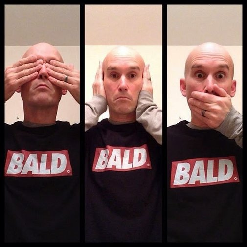 20 Questions with The Bald Nation | Blog for TheShavingEdge.com