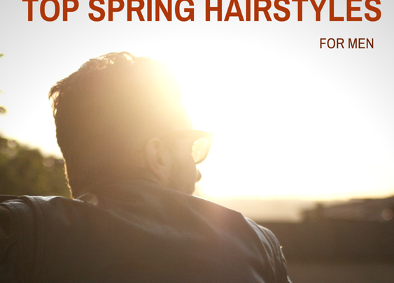 Men's Spring Hairstyles from American Crew Expert