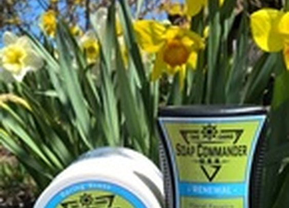 Renewal! The 2015 Soap Commander Spring Scent