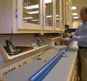 Hidden Under Cabinet Storage Trays | StashVault