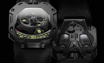 Urwerk UR-105 TA 'Turbine Automatic' Knight Watches