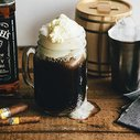 Whiskey Spiked Root Beer Float Recipe | TasteSpotting