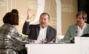Jony Ive And Marc Newson On The Apple Watch