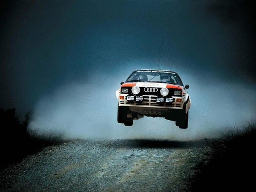 Audi RS Moments of Truth - 1983: quattro - YouTube