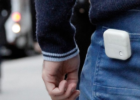 Now there's a wearable for tracking your farts