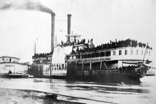 Sultana explosion 150 years ago today: 1,800 died in US history's greatest maritime disaster | AL.com