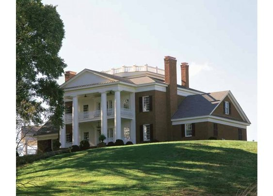 NeoClassical House Plan with 5380 Square Feet and 4 Bedrooms from Dream Home Source | House Plan Code DHSW50323